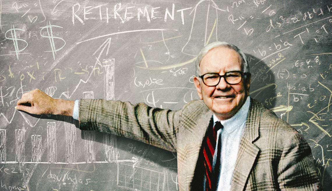 Ako nakupovať akcie ako Warren Buffett?