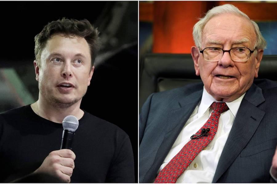 110 biliónový trend, na ktorý vsádza Bezos, Buffett aj Musk