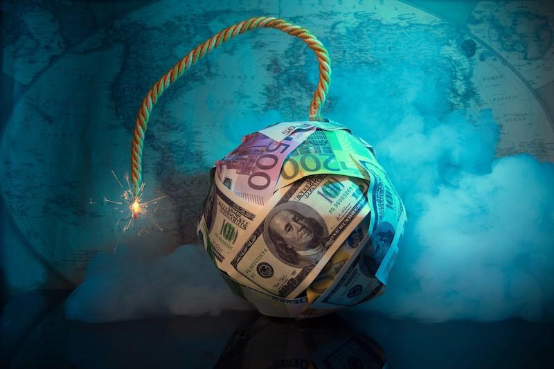 Centrálne banky aj počas pandémie na trhoch vytvárajú bubliny